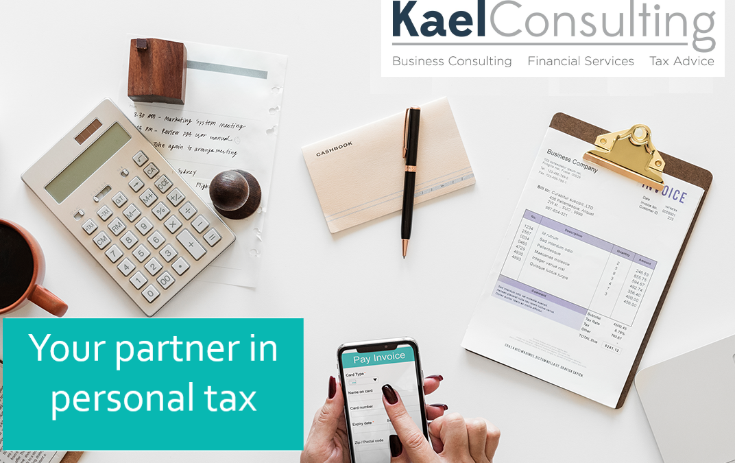 Your Partner in Personal Tax